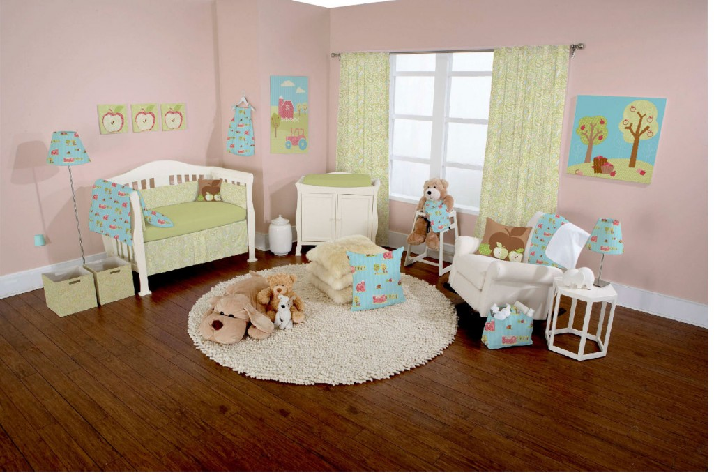 Easing The Baby S Transition From Your Bedroom To Its Room